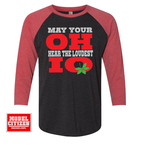 May Your Oh! - Raglan