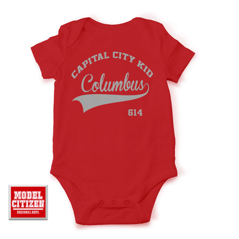 Capital City Kid Onesie