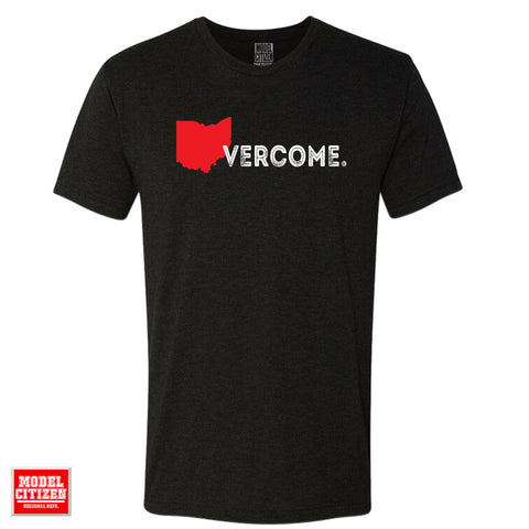 Overcome Triblend Tee - Men