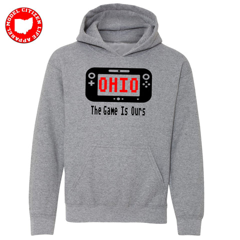 The Game is Ours - Ohio Hoodie - YOUTH