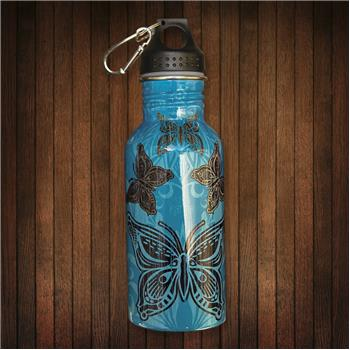 Stainless Steel Water Bottles (Six Designs to Choose From)