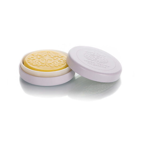 Moon Melt Lotion Bar Lemon Vanilla