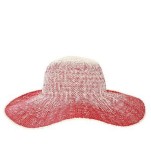 Ombre Floppy Hat (Two Color Choices)