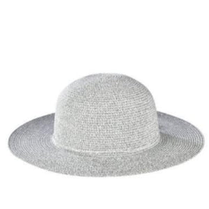 Ultrabraid Lurex Round Crown Hat