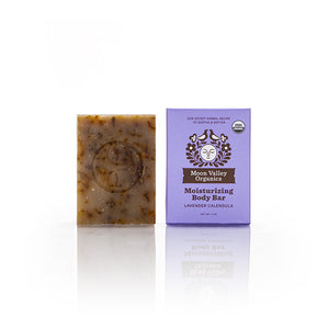 Lavender Calendula Cleansing Body Bar