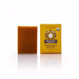 Orange Spice Cleansing Body Bar