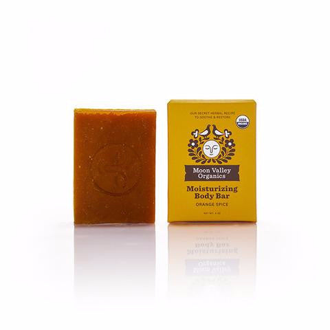 Cleansing Body Bar Orange Spice