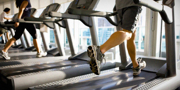 Treadmill Interval Challenges: 10, 20, 30 Minutes