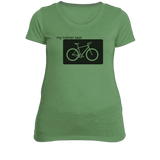 Ladies Bike T-Shirt
