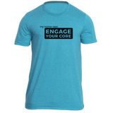 Engage Your Core Fitness T-Shirt