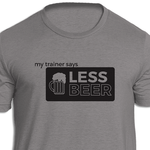 Less Beer T-Shirt