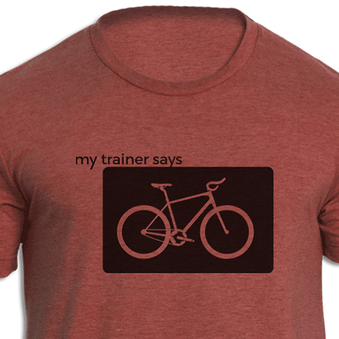 Bike Fitness T-Shirt