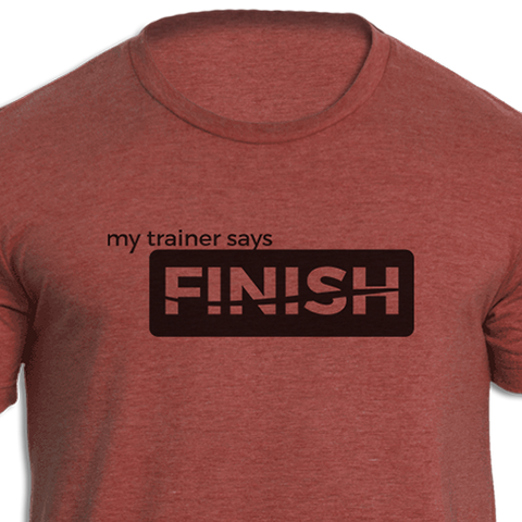 Finish T-Shirt