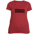 Activate your Glutes Tee