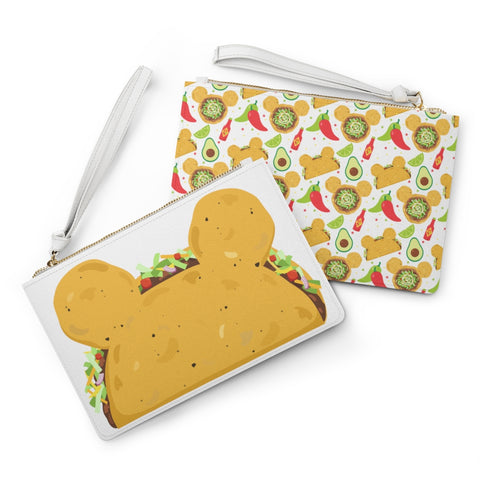 Taco Tuesday Clutch Bag