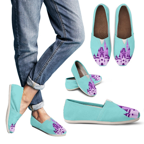 Mermaid Castle Casual Shoes