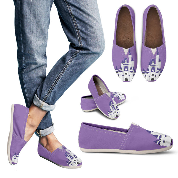Potion Purple Casual Shoes