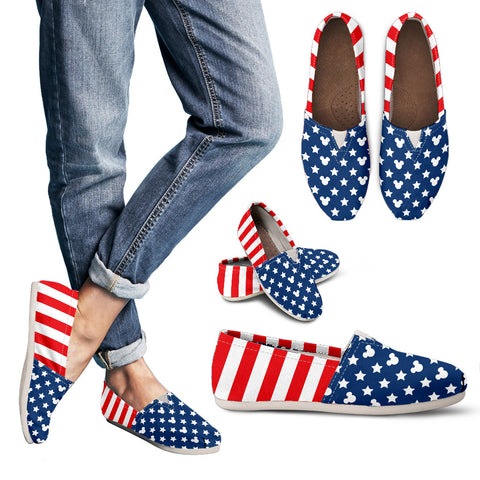 USA Casual Slip-On