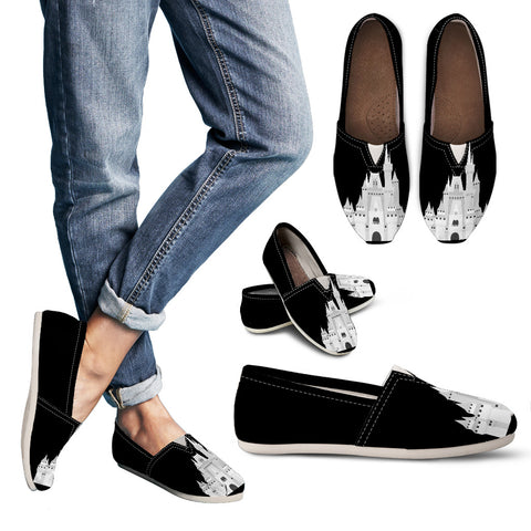 Midnight Castle Casual Shoes