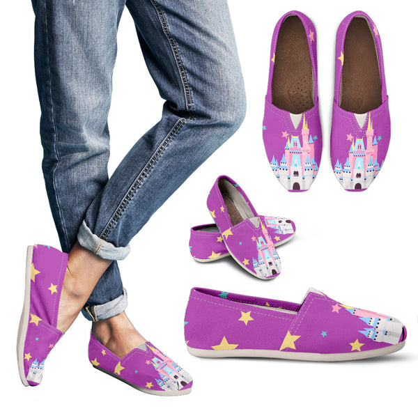Magical Castle Casual Shoes