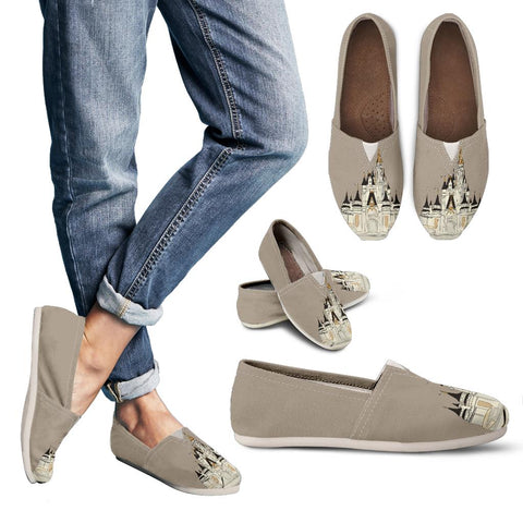 Tan Castle Casual Shoes