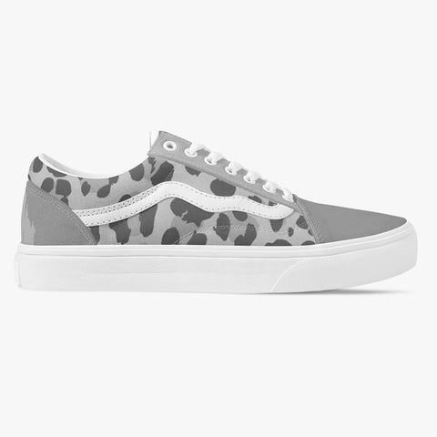 Gray Leopard So Cal Sneakers
