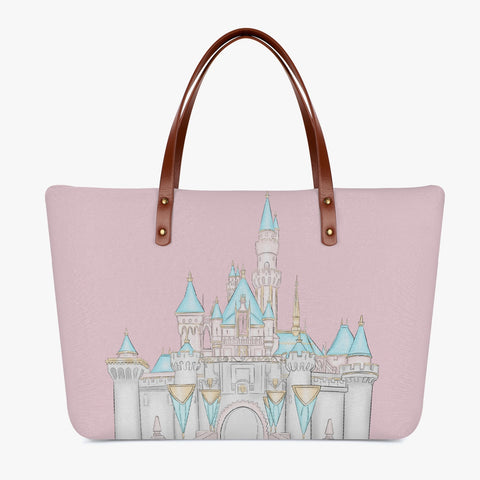 CA Castle Tote Bag