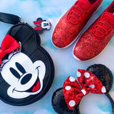 Minnie Red Glitter Athletics