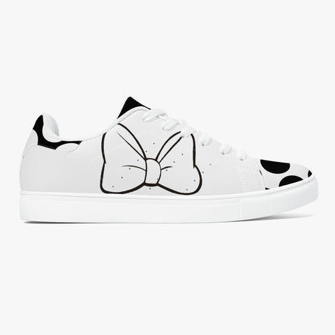 Bowtiful Court Sneakers