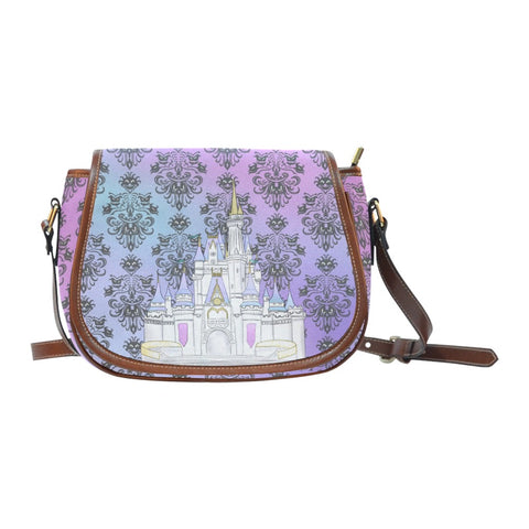 Mermaid Haunts Crossbody Bag