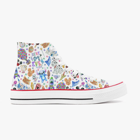 Best Day Ever Premium High Top