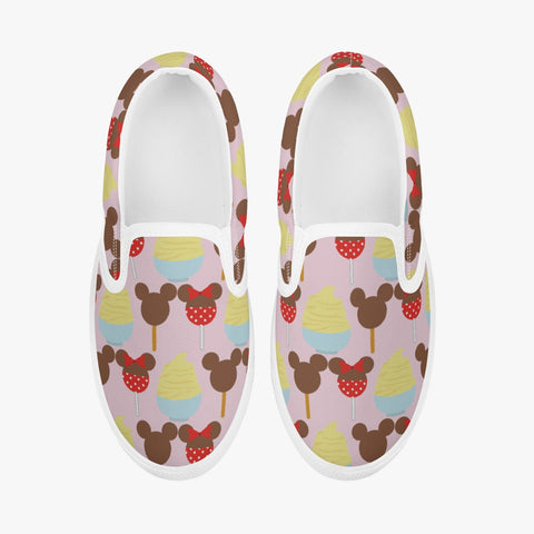 Park Snacks Kids Slip-On