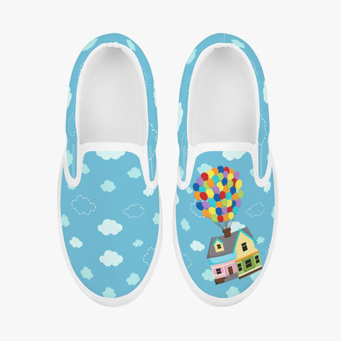 Kids Balloon House Slip-On