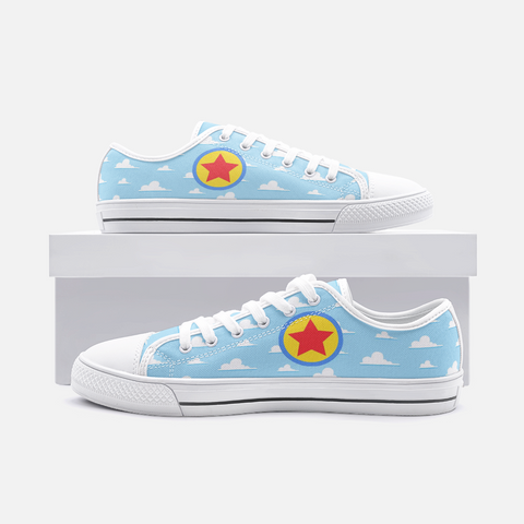 Toy Room Canvas Low Top