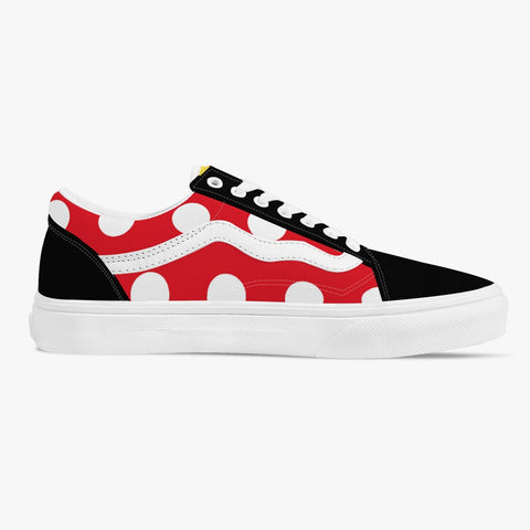 Polka Dot So Cal Sneakers