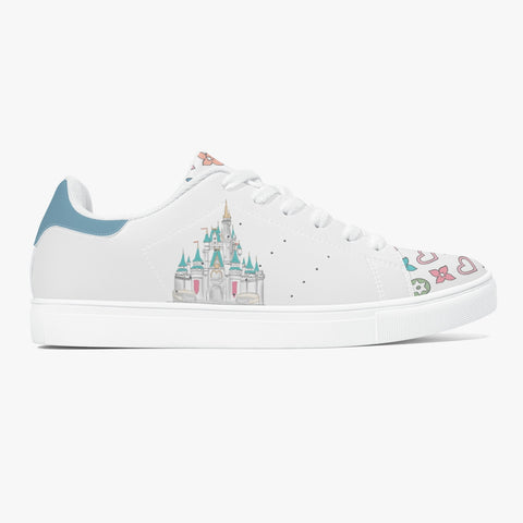 Multi Monogram Court Sneakers