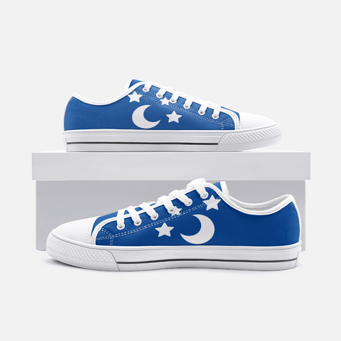 Sorcerer Canvas Low Top