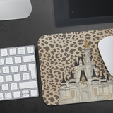 Tan Castle Mousepad