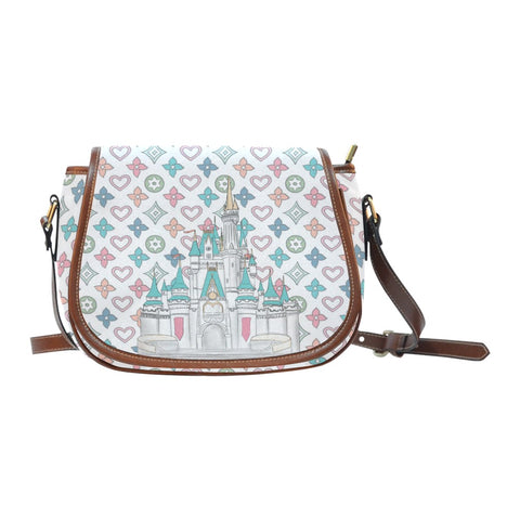 Monogram Crossbody Bag (2 Colors)