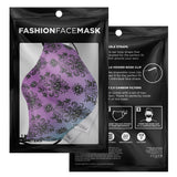 3pc Set Haunts Fashion Face Mask