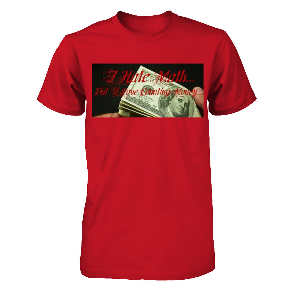 Counting Money Tshirt