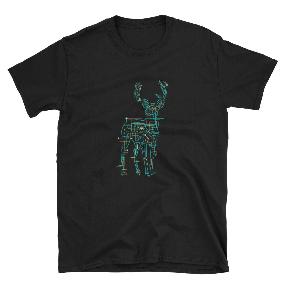 Electric Deer T-Shirt