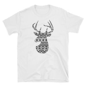 Deer Abstract T-Shirt