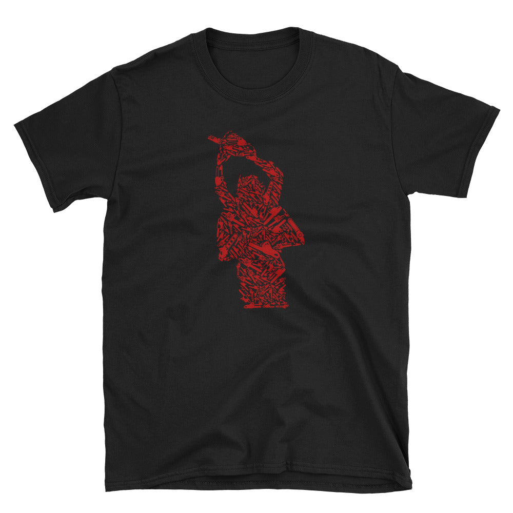 Chainsaw Crazy T-Shirt