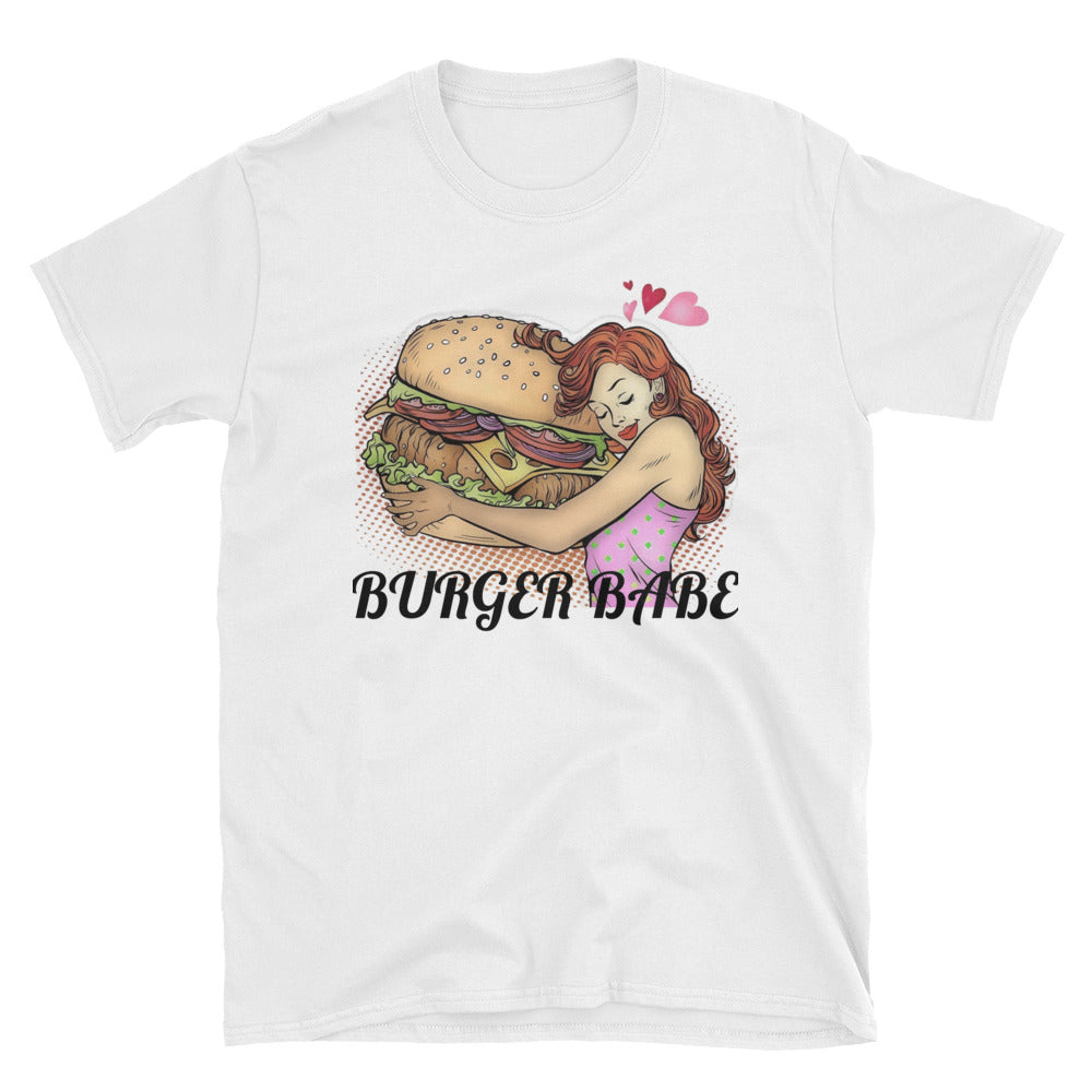Burger Babe T-Shirt