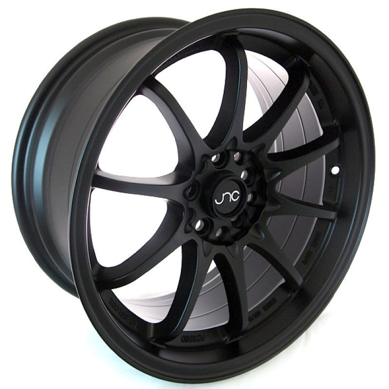 JNC Wheels 006 Matte Black
