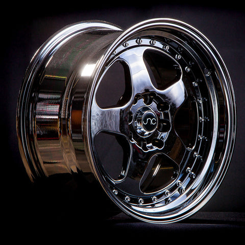 JNC Wheels 010 Black Chrome
