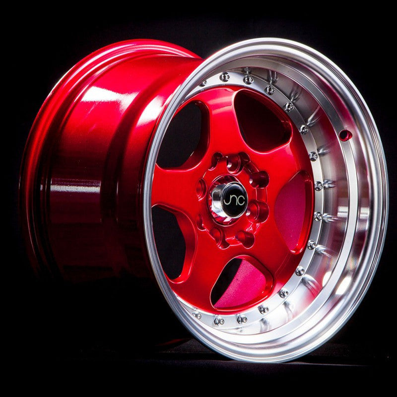 JNC Wheels 010 Candy Red Machine Lip