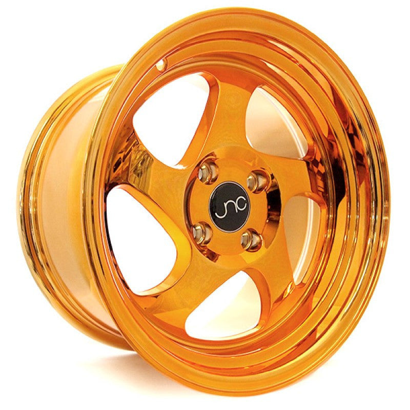 JNC Wheels 034 Platinum Gold