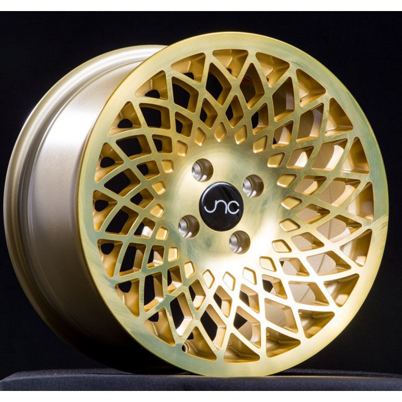 JNC Wheels 043 Transparent Gold